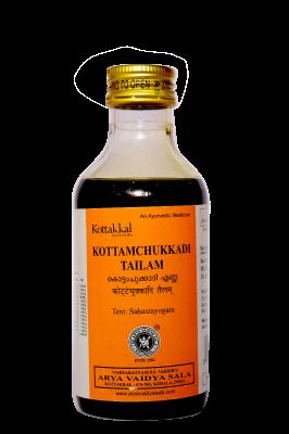 Kottamchukkadi Tailam