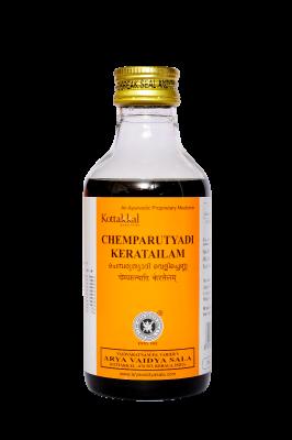 Chemparuthyadi Kera Tailam