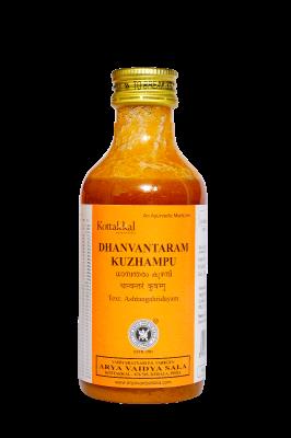 Dhanwantaram Kuzhampu 200 ml