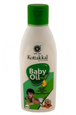 Kottakkal Ayurveda Baby  Oil(Virgin Coconut Oil)